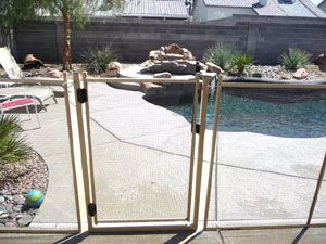 Swimming Pool Fences And Gates In Las Vegas Nevada